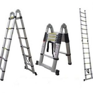 Rebríky hliníkové